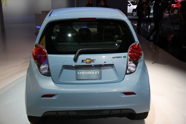2014 Chevrolet Spark EV: LA Auto Show featured image large thumb5