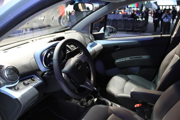 2014 Chevrolet Spark EV: LA Auto Show featured image large thumb7