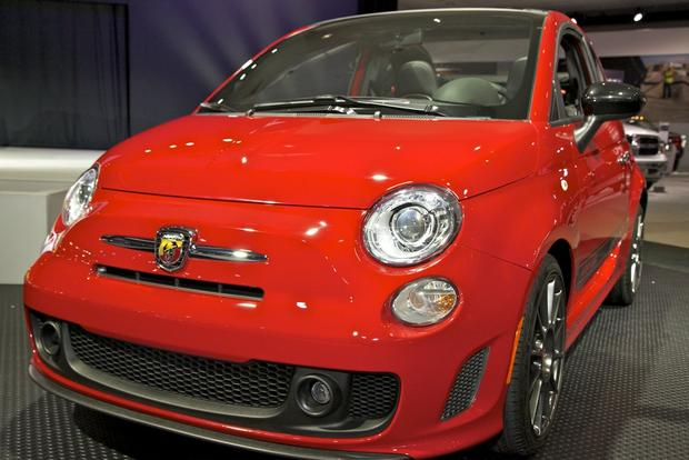 2013 Fiat 500C Abarth: LA Auto Show 2012 featured image large thumb1