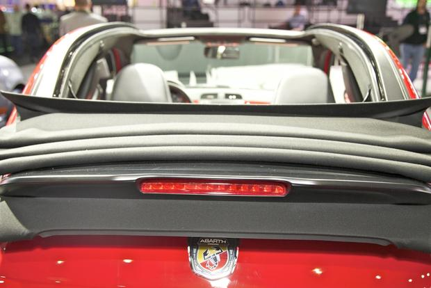 2013 Fiat 500C Abarth: LA Auto Show 2012 featured image large thumb5
