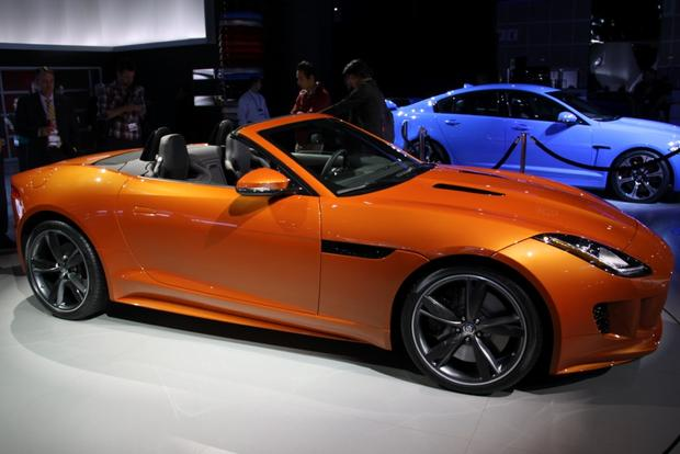 Jaguar F-Type & XFR-S Sedan: LA Auto Show featured image large thumb3