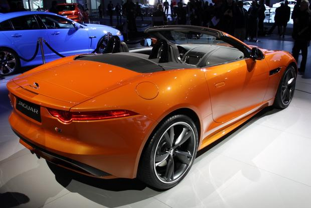 Jaguar F-Type & XFR-S Sedan: LA Auto Show featured image large thumb4