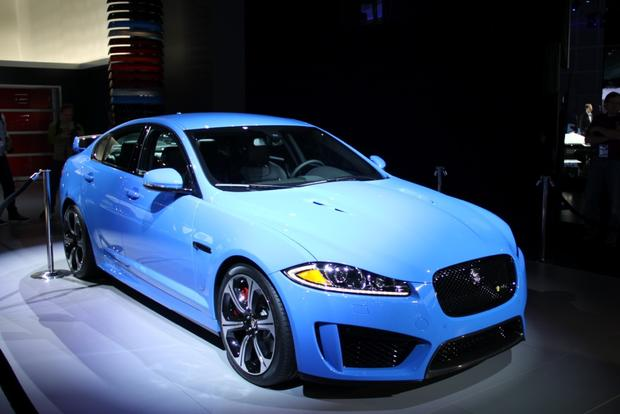 Jaguar F-Type & XFR-S Sedan: LA Auto Show featured image large thumb7