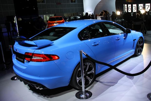 Jaguar F-Type & XFR-S Sedan: LA Auto Show featured image large thumb8