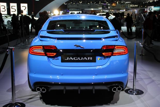 Jaguar F-Type & XFR-S Sedan: LA Auto Show featured image large thumb9