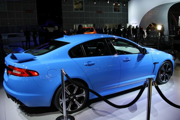 Jaguar F-Type & XFR-S Sedan: LA Auto Show featured image large thumb10