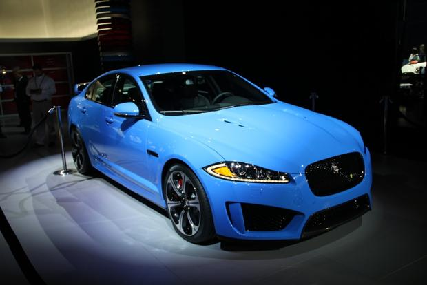 blue 2014 jaguar f typ...