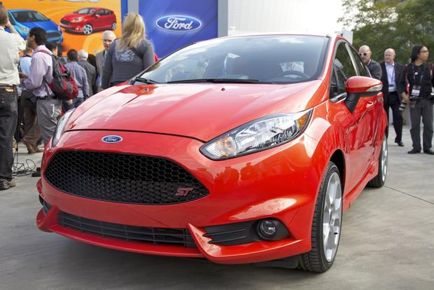 2014 Ford Fiesta with 1-Liter EcoBoost: LA Auto Show featured image large thumb0