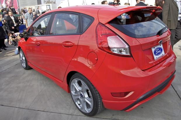 2014 Ford Fiesta with 1-Liter EcoBoost: LA Auto Show featured image large thumb2
