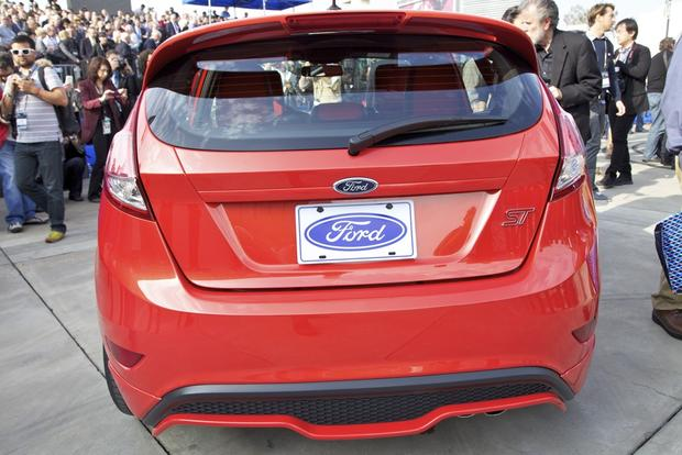2014 Ford Fiesta with 1-Liter EcoBoost: LA Auto Show featured image large thumb3