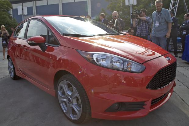 2014 Ford Fiesta with 1-Liter EcoBoost: LA Auto Show featured image large thumb5