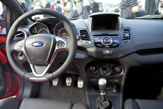 2014 Ford Fiesta with 1-Liter EcoBoost: LA Auto Show featured image large thumb6
