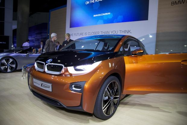 BMW i3 Concept Coupe: LA Auto Show featured image large thumb2
