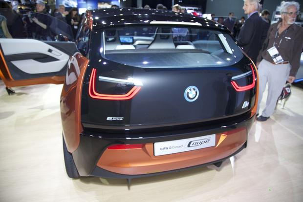BMW i3 Concept Coupe: LA Auto Show featured image large thumb6