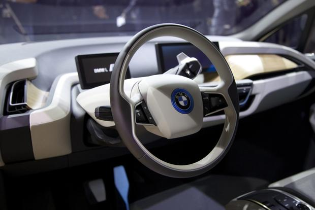 BMW i3 Concept Coupe: LA Auto Show featured image large thumb9
