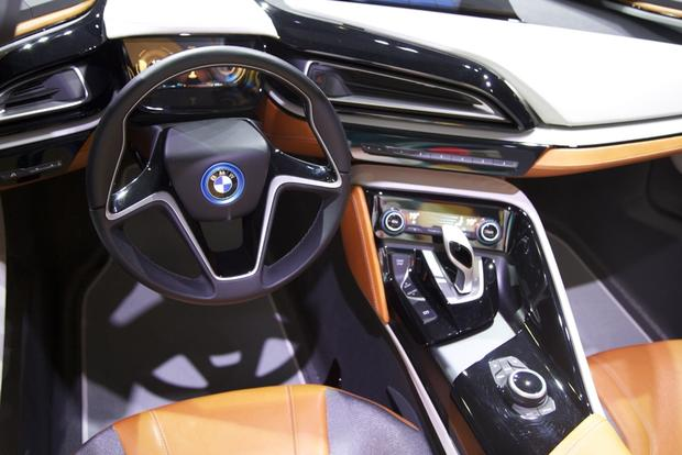 BMW i8 Spyder Concept: LA Auto Show featured image large thumb8