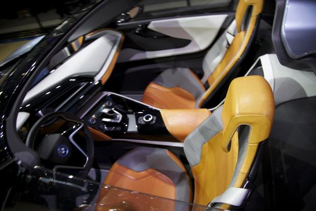 BMW i8 Spyder Concept: LA Auto Show featured image large thumb9