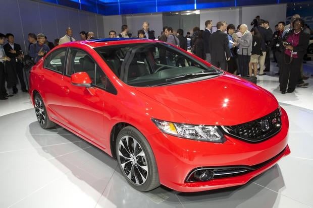 2013 Honda Civic: LA Auto Show featured image large thumb3