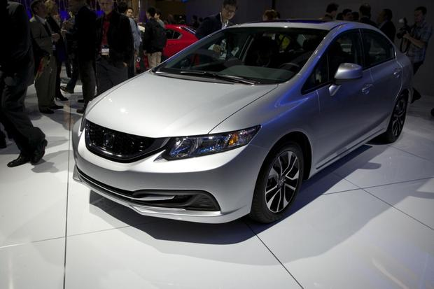 2013 Honda Civic: LA Auto Show featured image large thumb6
