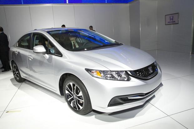 2013 Honda Civic: LA Auto Show featured image large thumb11