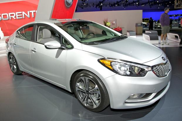 2014 Kia Forte: LA Auto Show featured image large thumb0