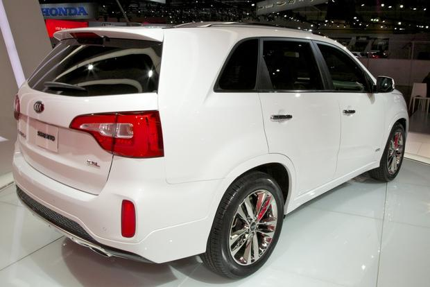 2014 Kia Sorento: LA Auto Show featured image large thumb0