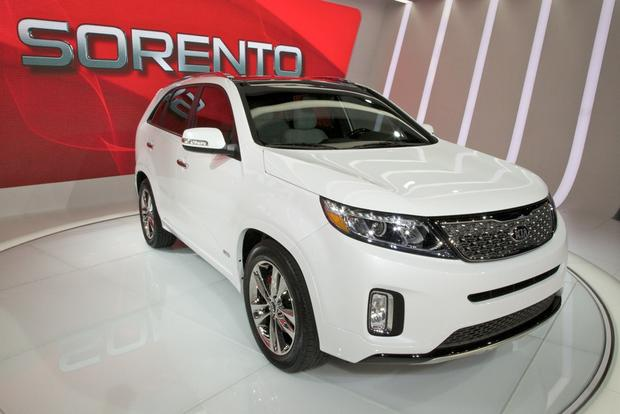 2014 Kia Sorento: LA Auto Show featured image large thumb1