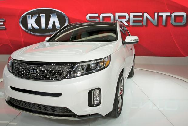 2014 Kia Sorento: LA Auto Show featured image large thumb2