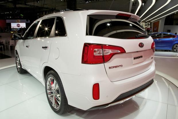 2014 Kia Sorento: LA Auto Show featured image large thumb3