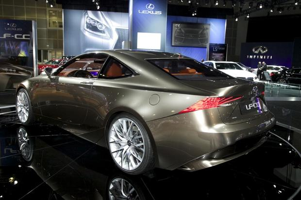 2013 Lexus LS: LA Auto Show featured image large thumb8