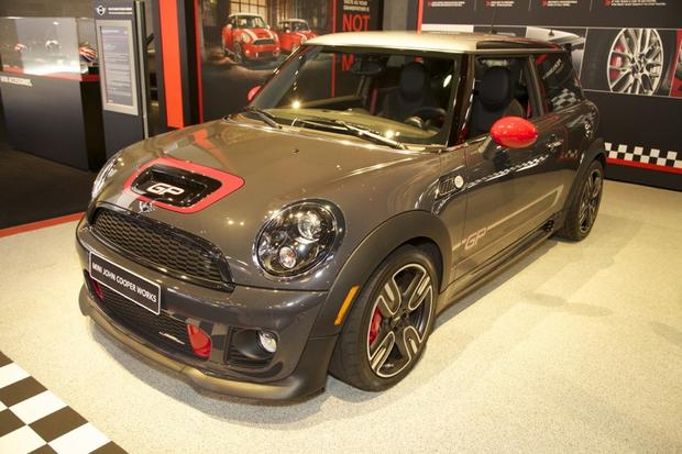 MINI Paceman & John Cooper Works GP: LA Auto Show featured image large thumb0