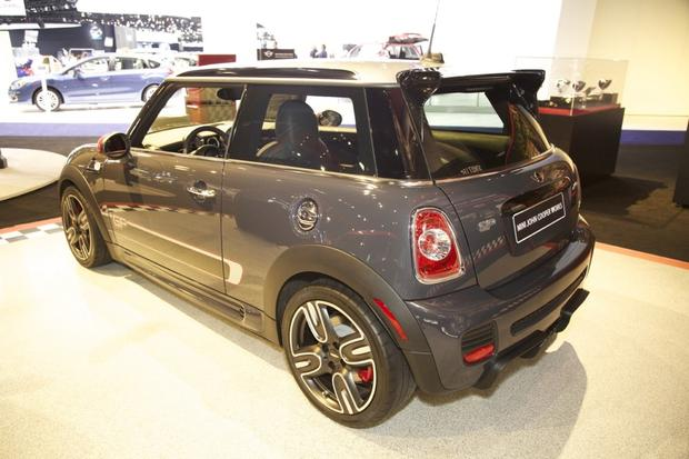 MINI Paceman & John Cooper Works GP: LA Auto Show featured image large thumb1