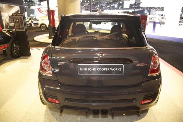 MINI Paceman & John Cooper Works GP: LA Auto Show featured image large thumb2
