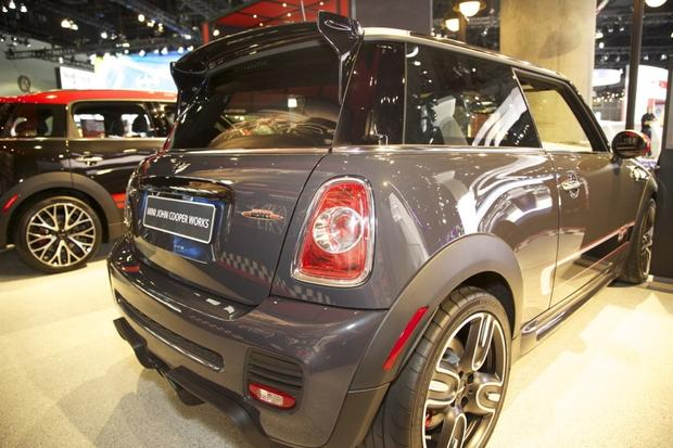 MINI Paceman & John Cooper Works GP: LA Auto Show featured image large thumb3