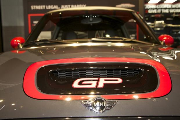 MINI Paceman & John Cooper Works GP: LA Auto Show featured image large thumb4