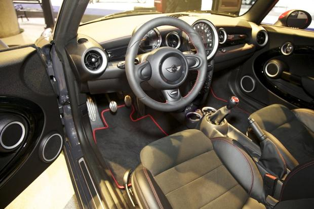 MINI Paceman & John Cooper Works GP: LA Auto Show featured image large thumb5