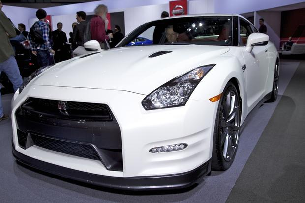 Nissan GT-R: 2012 LA Auto Show featured image large thumb1