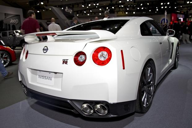 Nissan GT-R: 2012 LA Auto Show featured image large thumb4