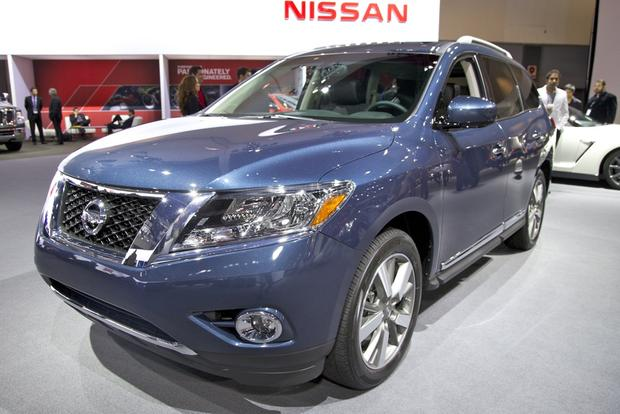 2013 Nissan Pathfinder: LA Auto Show featured image large thumb0