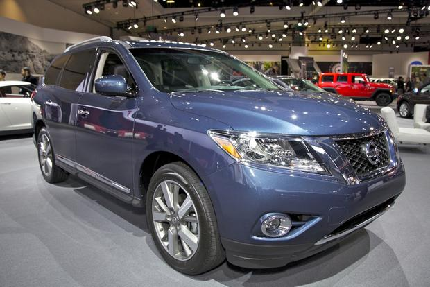 2013 Nissan Pathfinder: LA Auto Show featured image large thumb3
