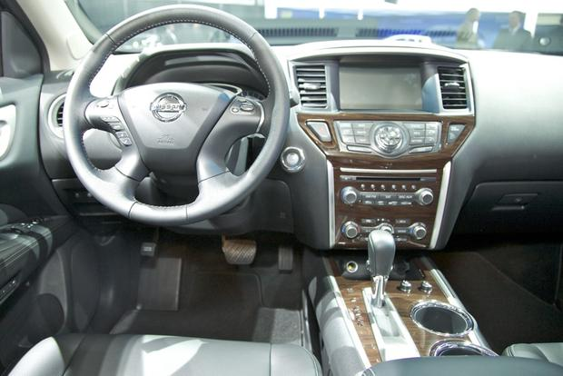 2013 Nissan Pathfinder: LA Auto Show featured image large thumb5