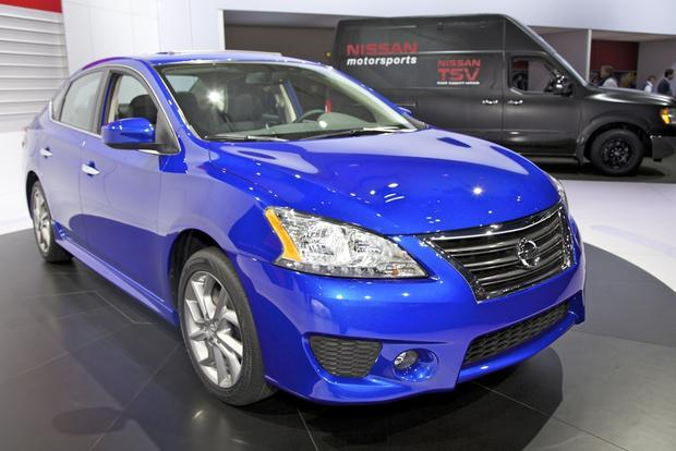 2013 Nissan Sentra: LA Auto Show featured image large thumb4
