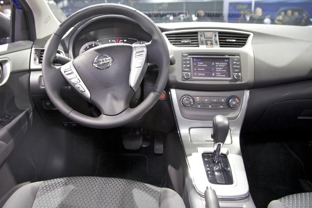 Awesome 2013 Nissan Sentra: LA Auto Show Featured Image Large Thumb6