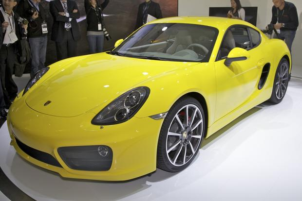 2013 Porsche Cayman: LA Auto Show featured image large thumb0