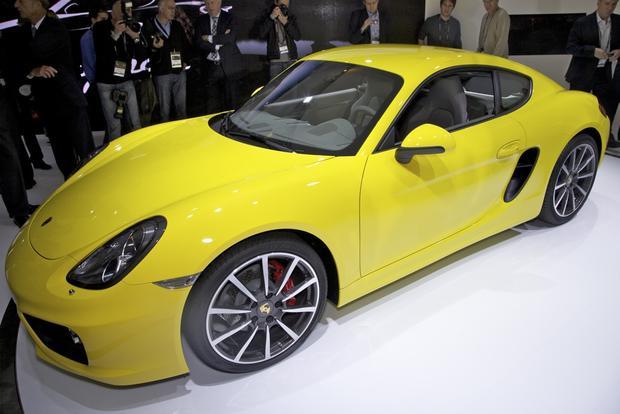 2013 Porsche Cayman: LA Auto Show featured image large thumb1