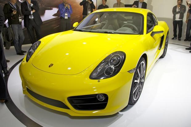 2013 Porsche Cayman: LA Auto Show featured image large thumb2
