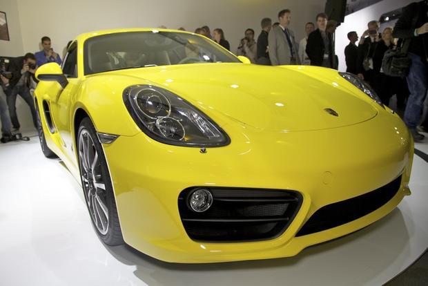 2013 Porsche Cayman: LA Auto Show featured image large thumb3