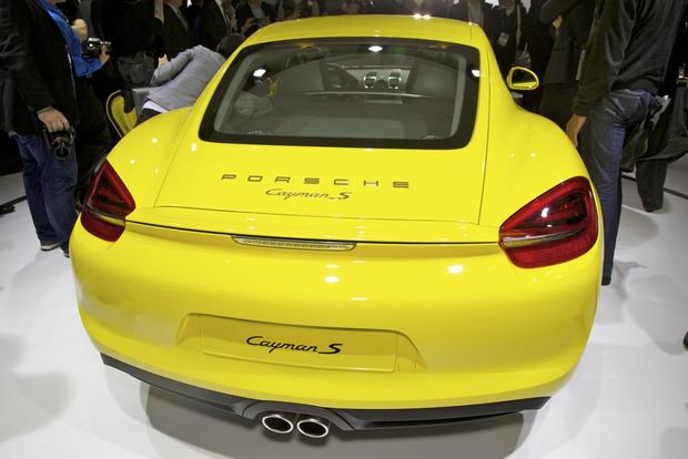 2013 Porsche Cayman: LA Auto Show featured image large thumb4