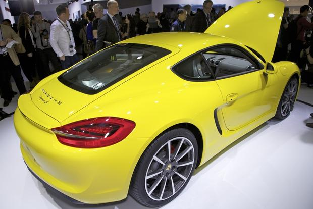 2013 Porsche Cayman: LA Auto Show featured image large thumb5