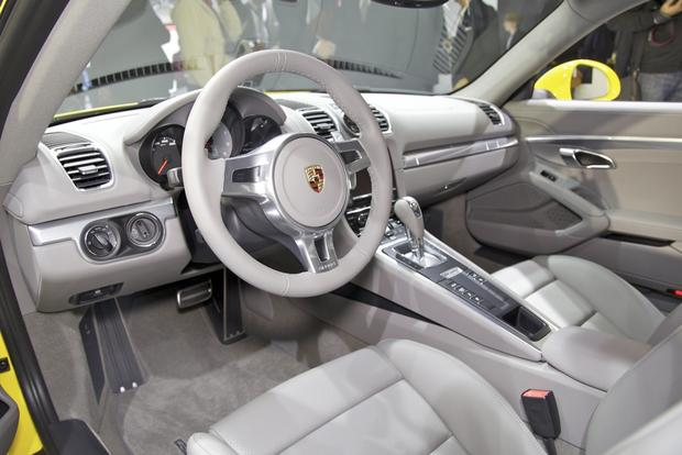2013 Porsche Cayman: LA Auto Show featured image large thumb6